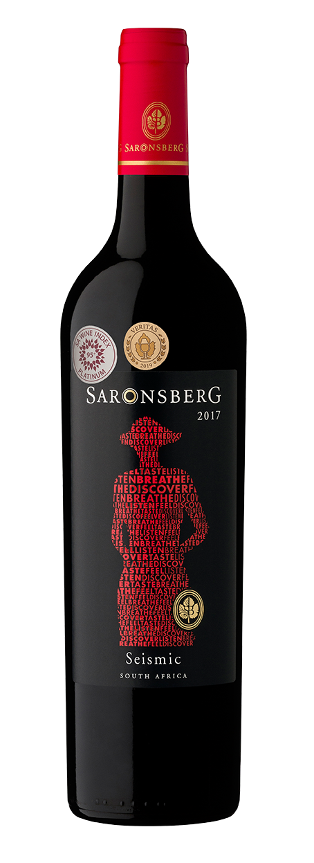 SARONSBERG - SEISMIC - ROOI BLEND