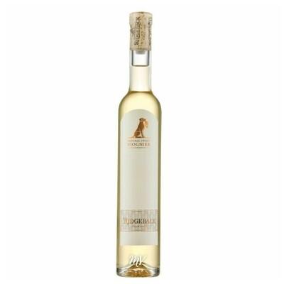 RIDGEBACK NATURAL SWEET WHITE 0,375 ml