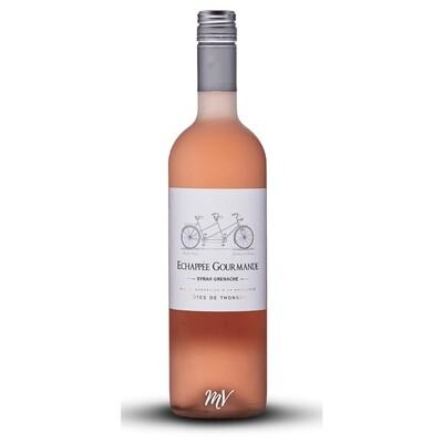 DOMAINE DE L'ARJOLLE - ECHAPPEE GOURMANDE - ROSE