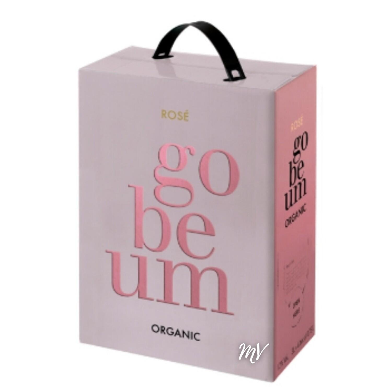 GOBEUM BAG IN BOX (rosé wijn 3 Liter)