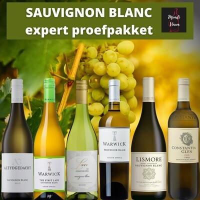 Proefpakket Expert Sauvignon Blanc