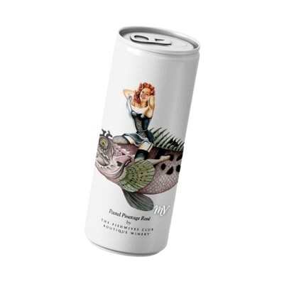 THE FISHWIVES CLUB PINOTAGE ROSE CANS