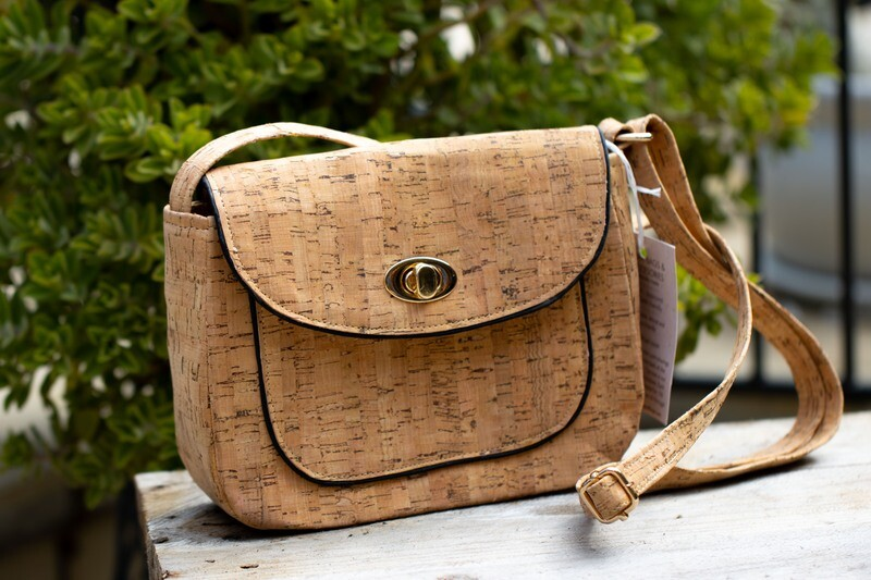 Rustic Cork bag