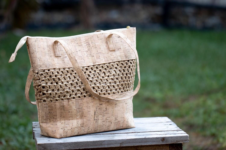 Aquilla Cork Bag (Arriving end April)