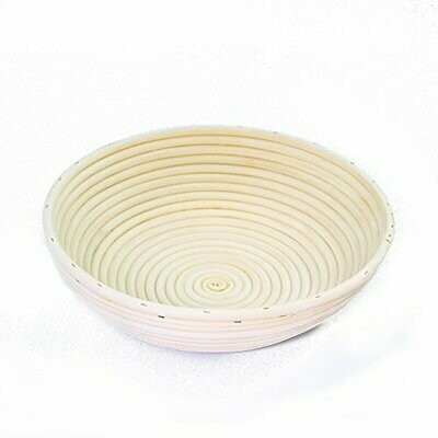 Natural round bowl