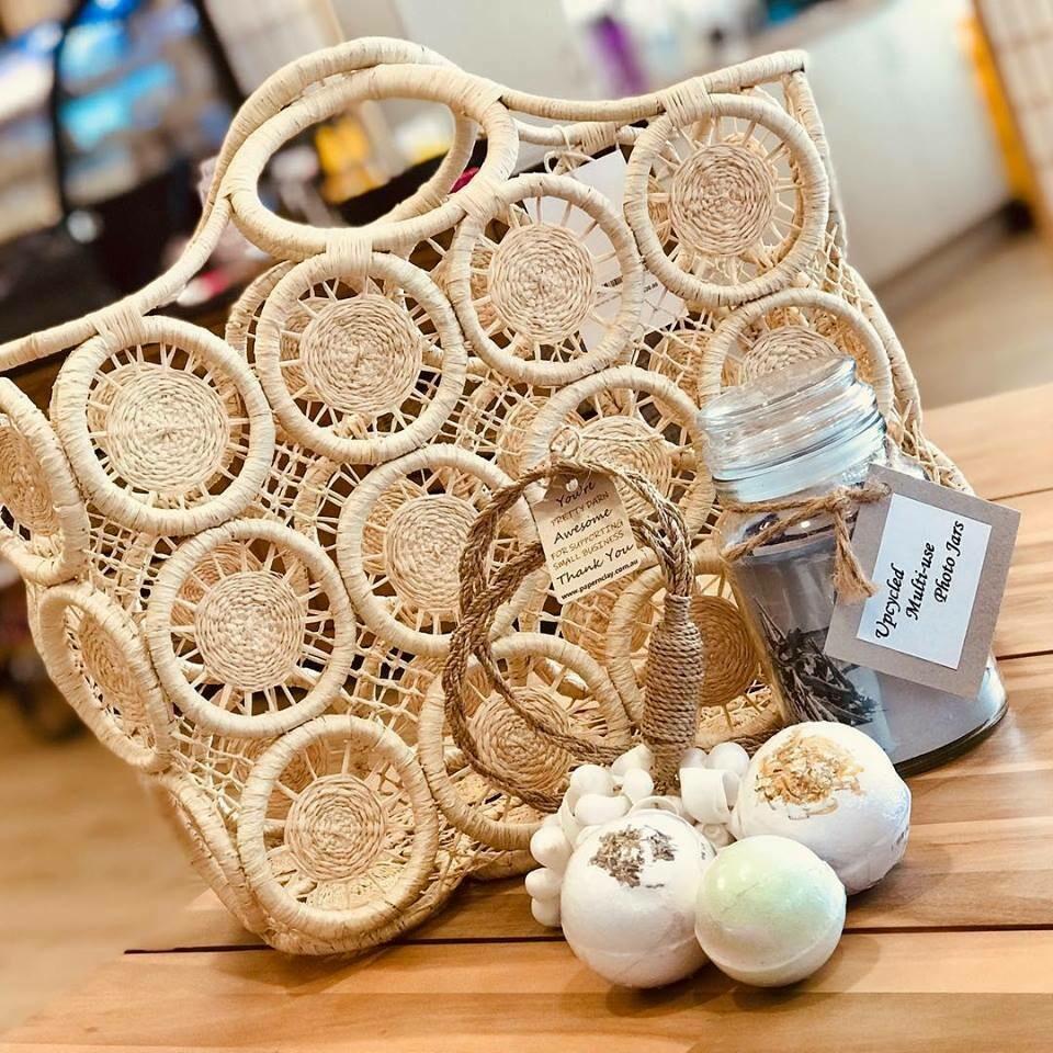 Macrame Basket