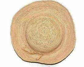 Crochered hats