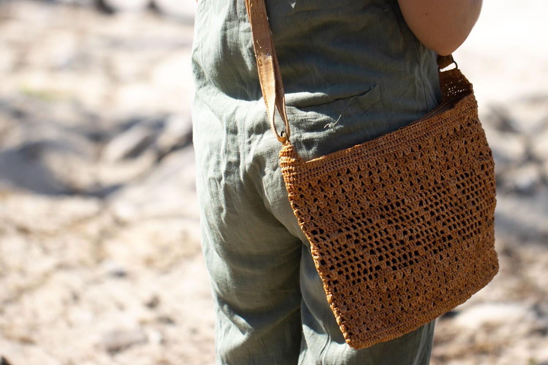 Beth Crochered bag