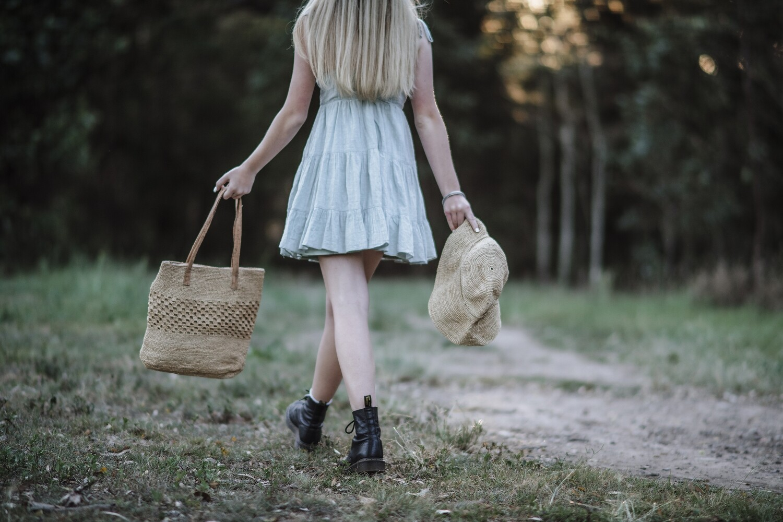 Narina Crochered bag