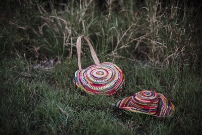 ROUND Crochered bag (Arriving April)
