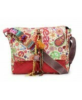 Colourful Messenger Bag