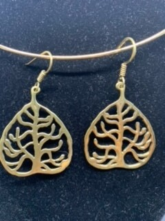 Tree of Life Bomb Earings