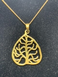 Tree of Life Bomb necklace