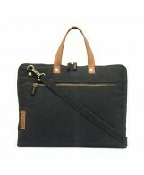 Slim Canvas Laptop  Bag