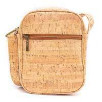 Cork Messenger Bag Small