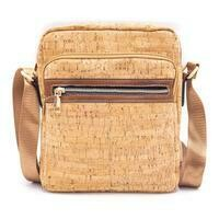 Cork Messenger Bag