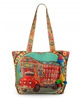 Bianca Quilted Tote Bag