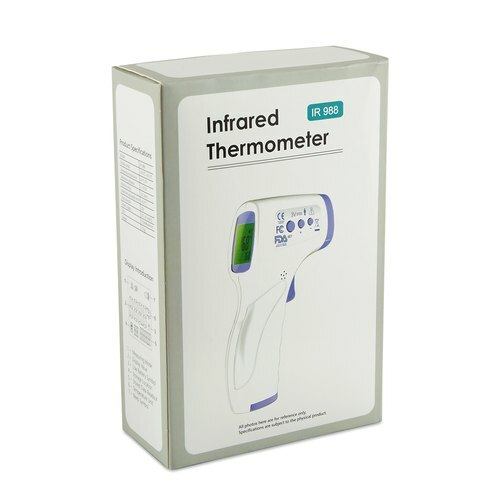 Digital Contactless Infrared Thermometer IR 988 21204