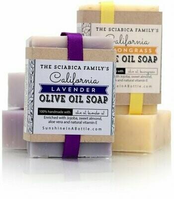 Soap Sciabica Lavender