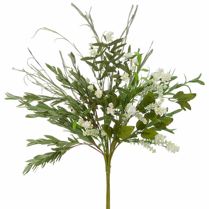 """Floral 32"""" Mixed Herb"""