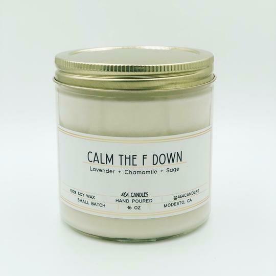 464 Calm the F Down 16oz