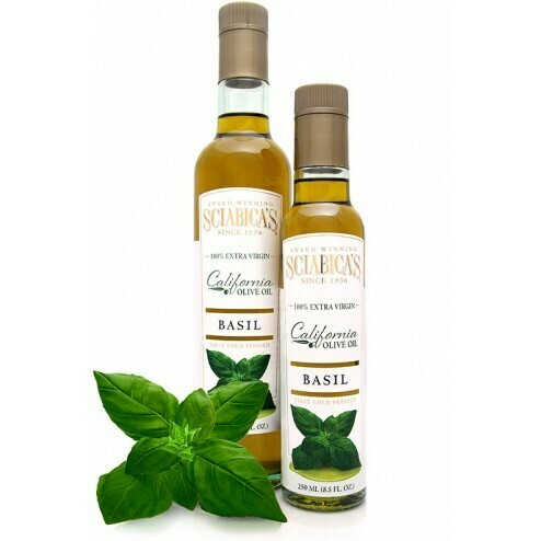 Olive Oil Basil 250 ML