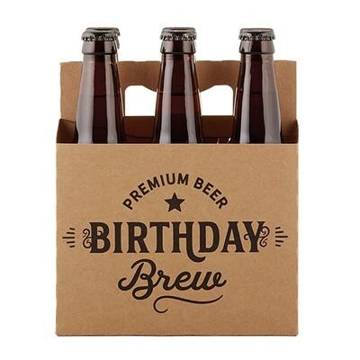 Beer Carrier Birthday Brew