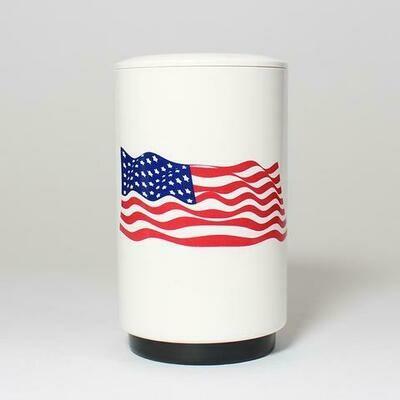 Bottle Popper US Flag