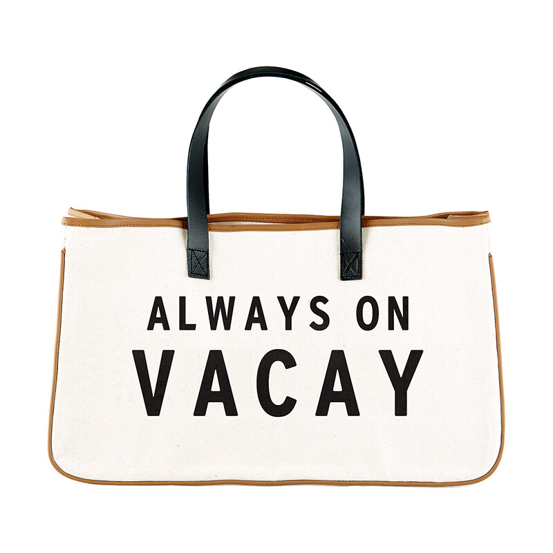 Tote Always on Vacay