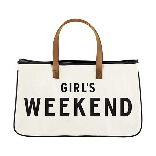 Tote Girl's Weekend