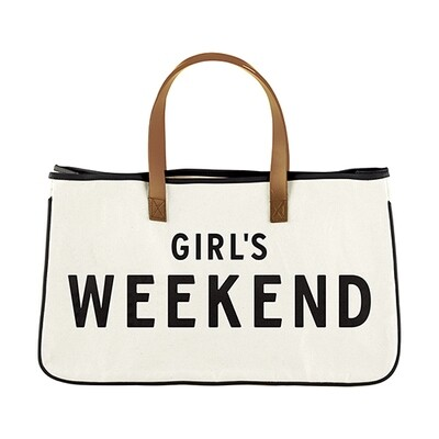 Tote Girl's Weekend