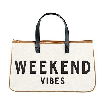 Tote Weekend Vibes