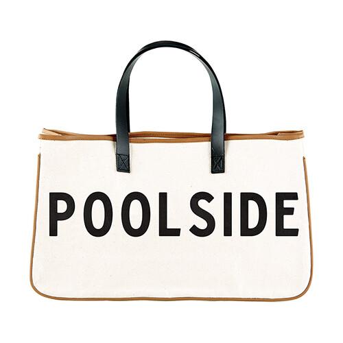 Tote Poolside
