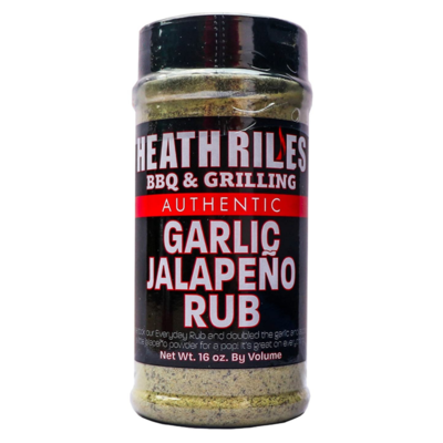 Heath Riles Garlic Jalapeno