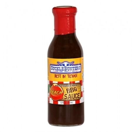 SB Peach BBQ Sauce