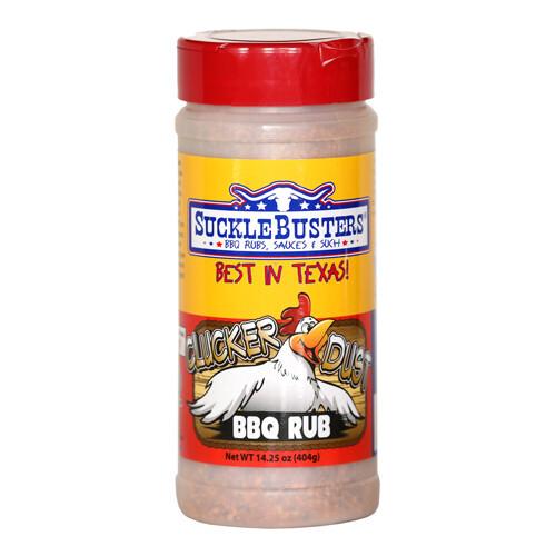 SB Clucker Dust BBQ Rub