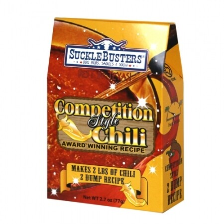 SB Competition Chili Kit