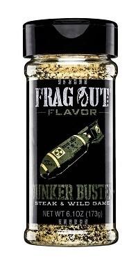Frag Out Bunker Buster