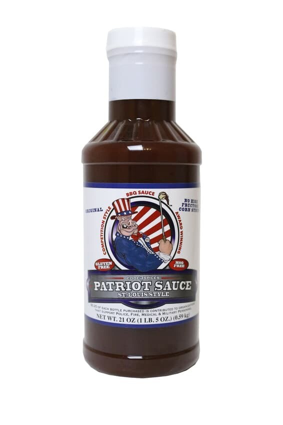 Code 3 Patriot Original Sauce