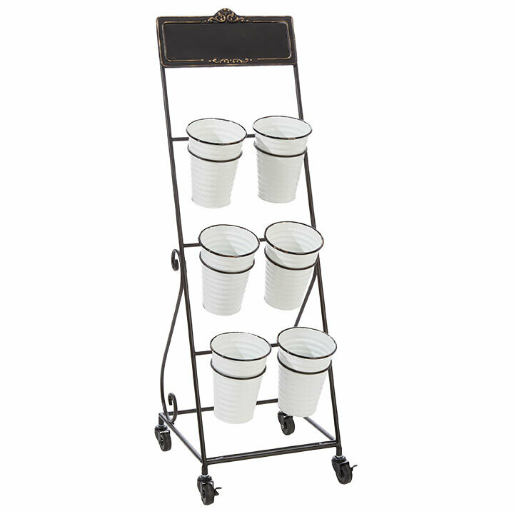 Container Cart (w/o flowers)