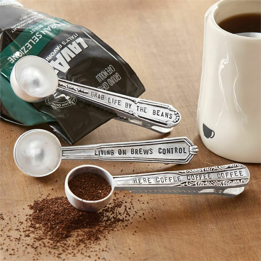 Coffee Scoop Grab Life Coffee