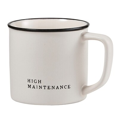 Mug High Maintenance