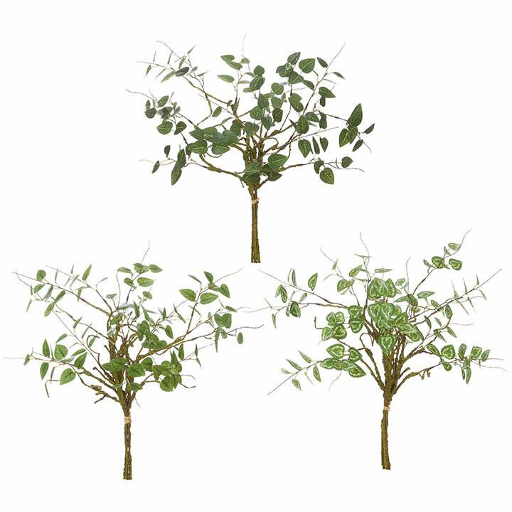 """Floral Herb Bundle 20"""""""