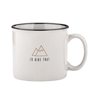 Mug I'd Hike That