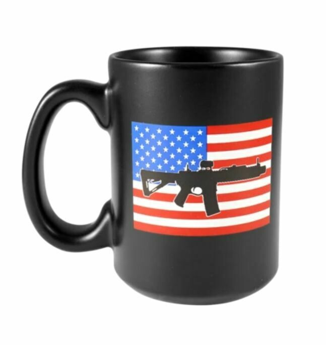 BRC Mug AR Flag Ceramic