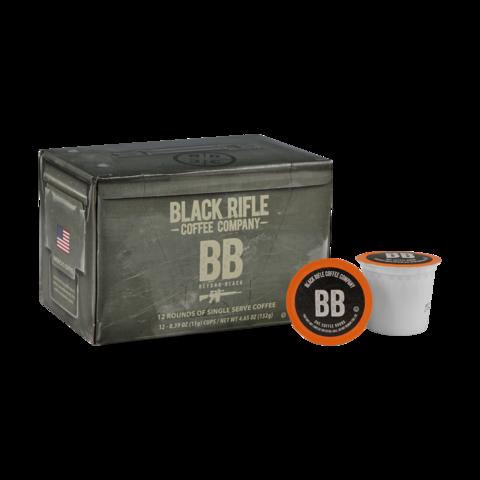 BRC Rounds Beyond Black 12ct