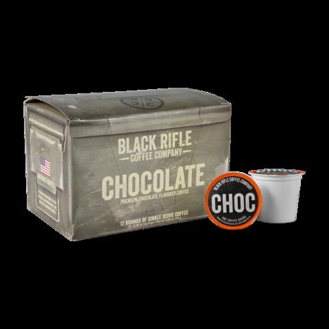 BRC Rounds Chocolate 12ct