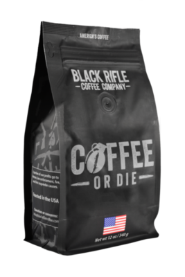BRC Ground Coffee or Die