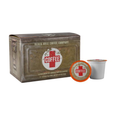 BRC Rounds Coffee Saves 12ct