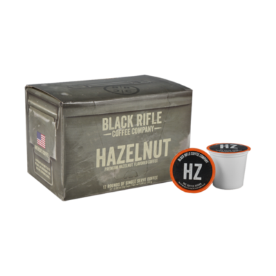BRC Rounds Hazelnut 12ct